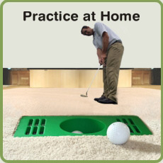 Indoor Golf Putting Practice Cup, Build Your Own Home Putting ...